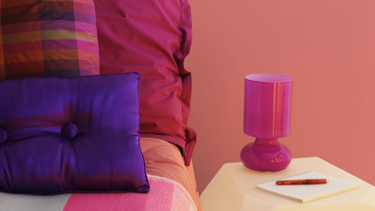 Add spice to your life with vibrant pinks + colours and products
