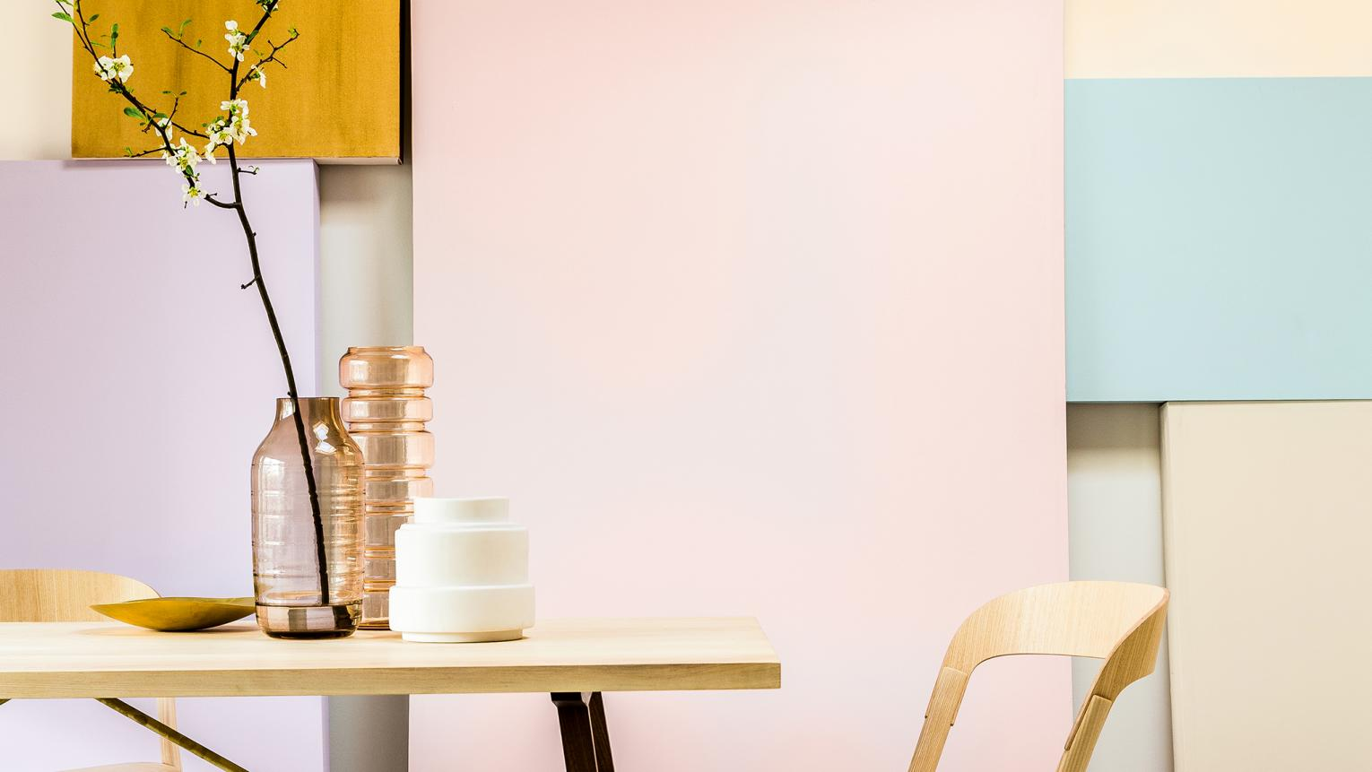 From baby pink and pale blue to lemon yellow and sherbet orange, our interior design experts explain how to decorate with pastels to create a stylish look.