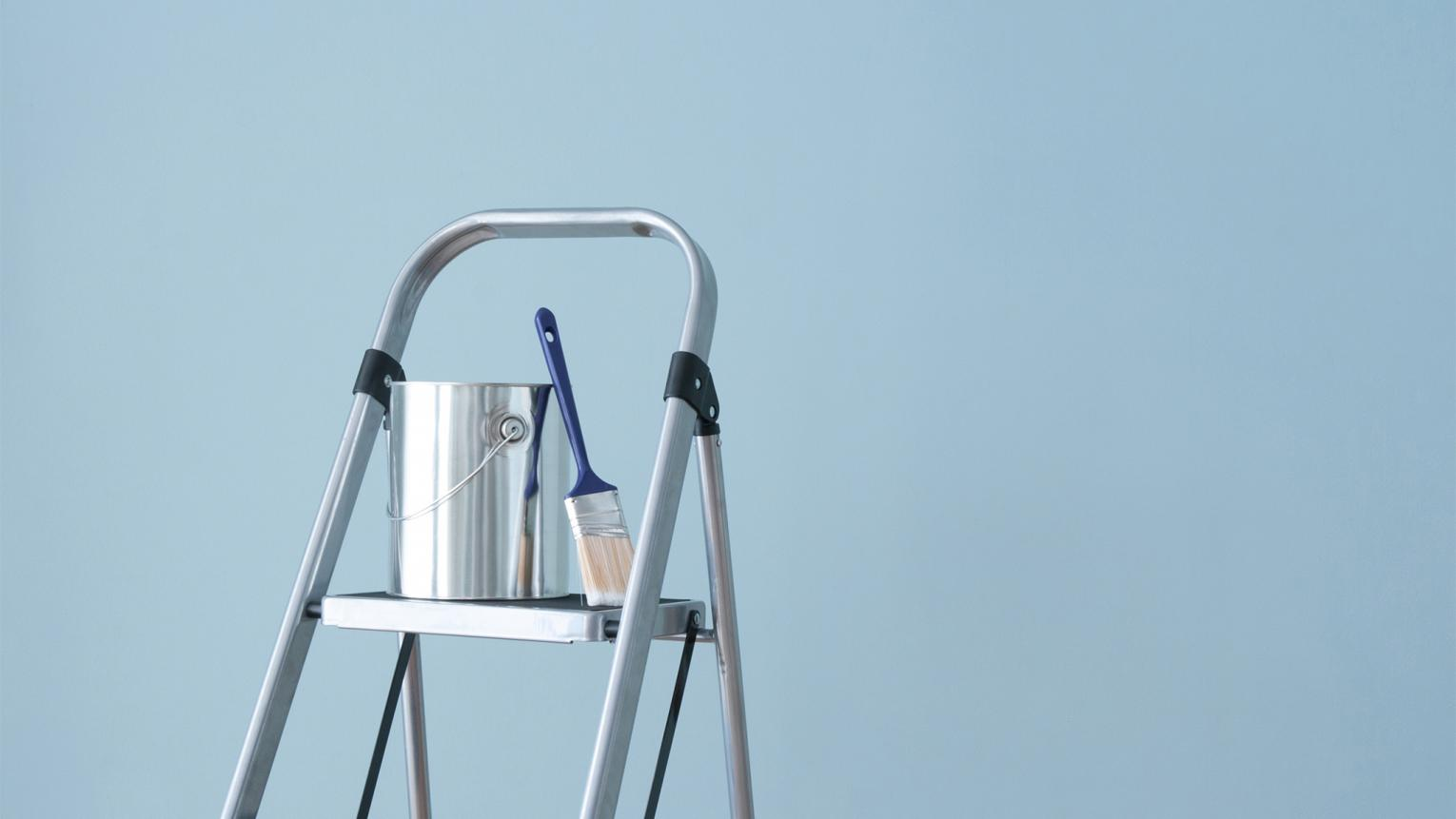 Hiring a painter? These five questions will help you find the perfect painter for your home decorating project.