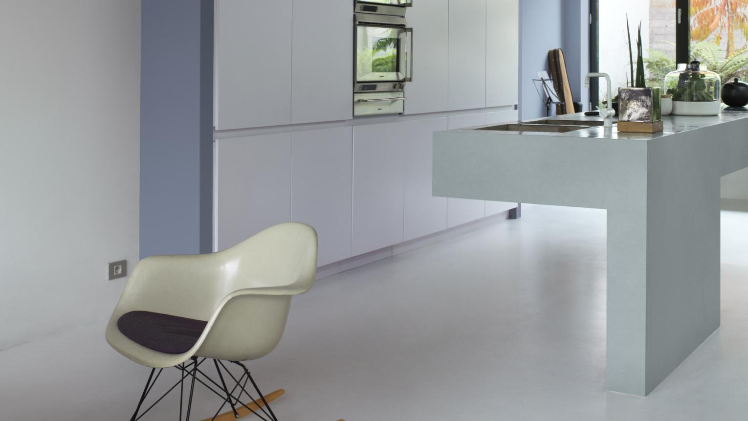 Soften sleek minimalism with subtle colour+ colours and products