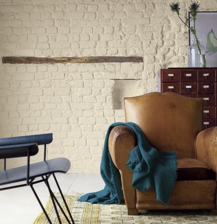 Create a rustic look with warm neutrals+ colours and products